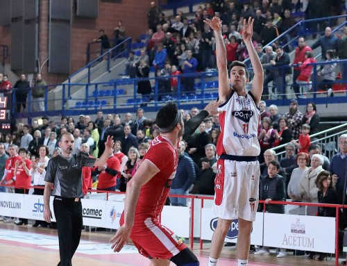 Andrea Albertini in prestito al Basket Scauri
