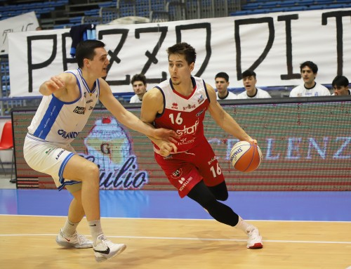 Stings ko dopo un tempo supplementare a Capo d'Orlando
