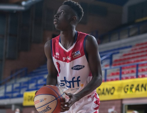 Moustapha Lo in nazionale U19 senegalese
