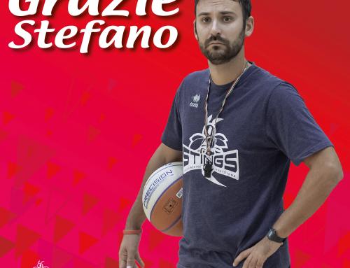 Si separano le strade di Stings e coach Stefano Purrone